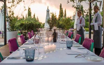 Costa Navarino: Μια ξεχωριστή εμπειρία με τη Dom Pérignon και την Schott Zwiesel
