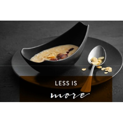 Tafelstern. LESS IS more