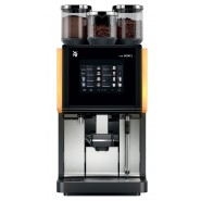 WMF Αυτόματη μηχανή καφέ 5000s. με δυνατότητα παραγωγής espresso, cappuccino, σοκολάτας και ζεστού νερού