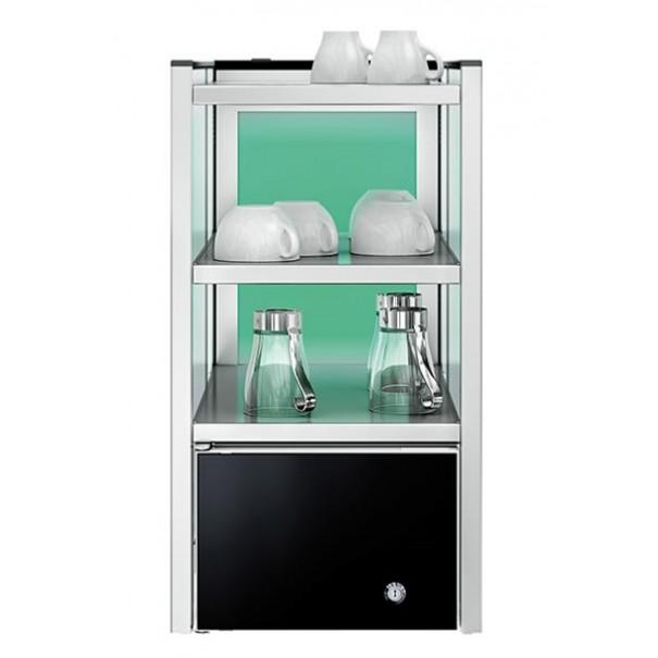 WMF Ψυγείο γάλακτος 9,5lt & θερμαντής φλιτζανιών (45-130 φλιτζ)