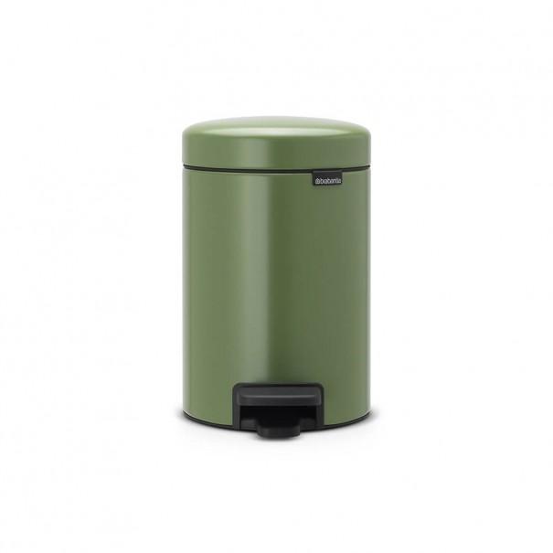 Brabantia Κάδος πεντάλ moss green 3 lt σειρά New icon