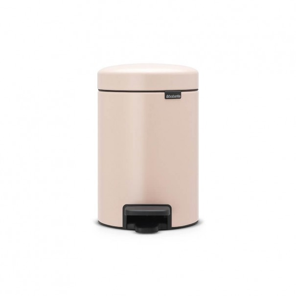 Brabantia Κάδος πεντάλ clay pink 3 lt σειρά New icon