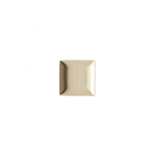 Rosenthal Μπολ τετράγωνο 10x10 cm σειρά Mesh cream