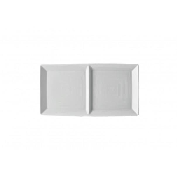 Thomas Πιατέλα ορθογώνια με χώρισμα 28x15 cm σειρά Loft