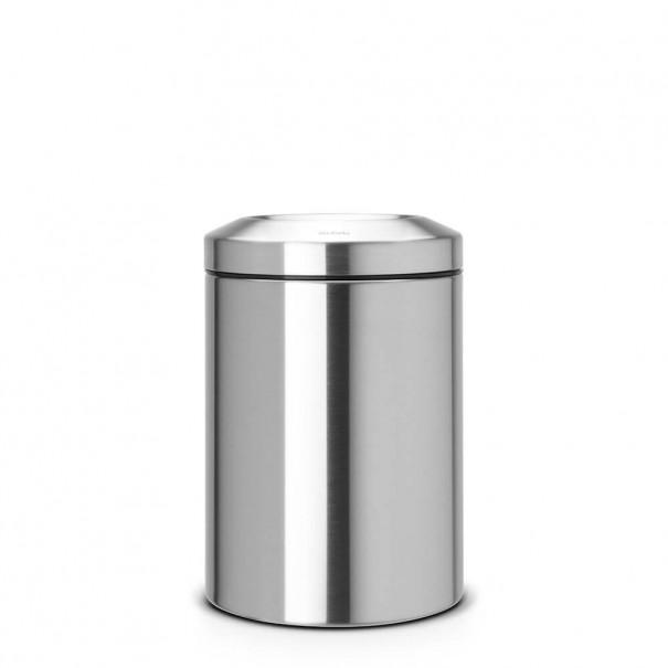Brabantia Κάδος για χαρτιά matt steel 15 lt