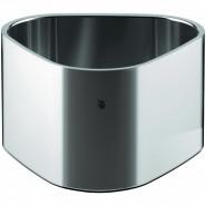 WMF Σαμπανιέρα cooler 3 θέσεων ανοξείδωτο 18/10 27,5x26x2x17 cm σειρά Diva