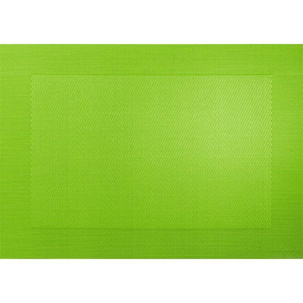 Asa Σουπλά pvc χρώμα λαχανί 33x46 cm