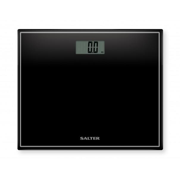 Salter Ηλεκτρονική ζυγαριά μπάνιου compact μαύρη
